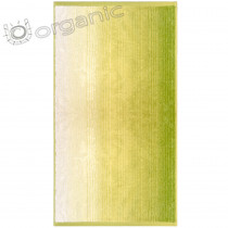 Dyckhoff Colori Towel 100% Organic Cotton - Green