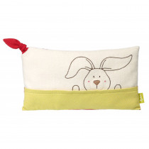 Sigikid Bunny Cushion Green, Green Collection