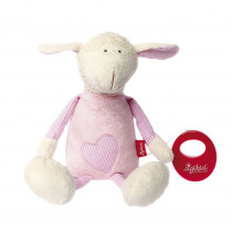 Sigikid Musical Sheep Pink, Organic Cotton