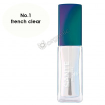 Sante Nail Polish No. 1 French Clear 7ml