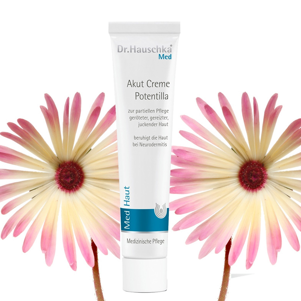 Dr Hauschka Acute Care Potentilla 20ml (perfect for dermatitis)
