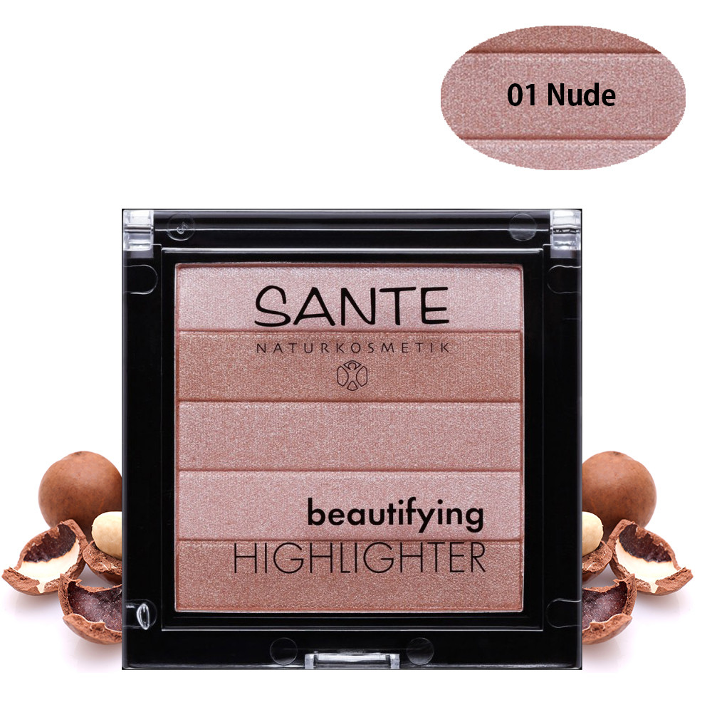 Sante Beautifying Highlighter 01 Nude 7g