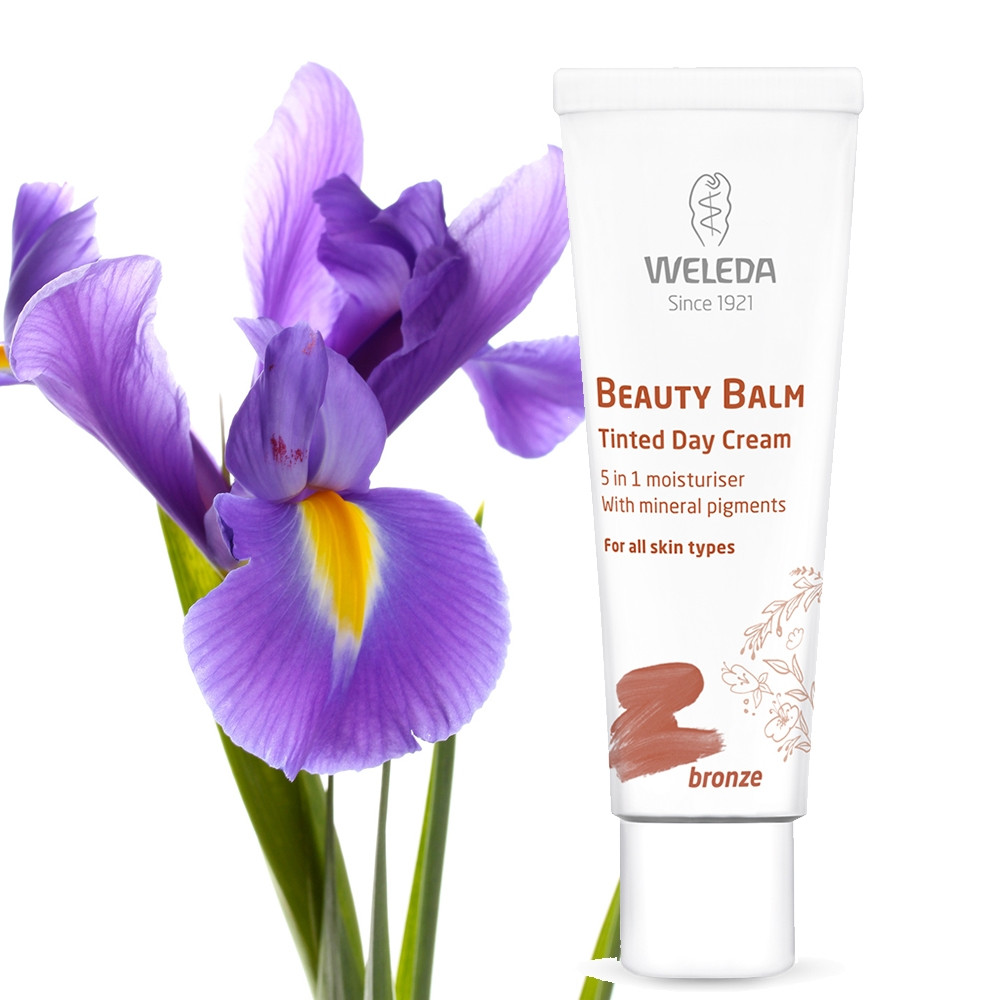 Weleda Beauty Balm Tinted Day Cream Bronze 30ml