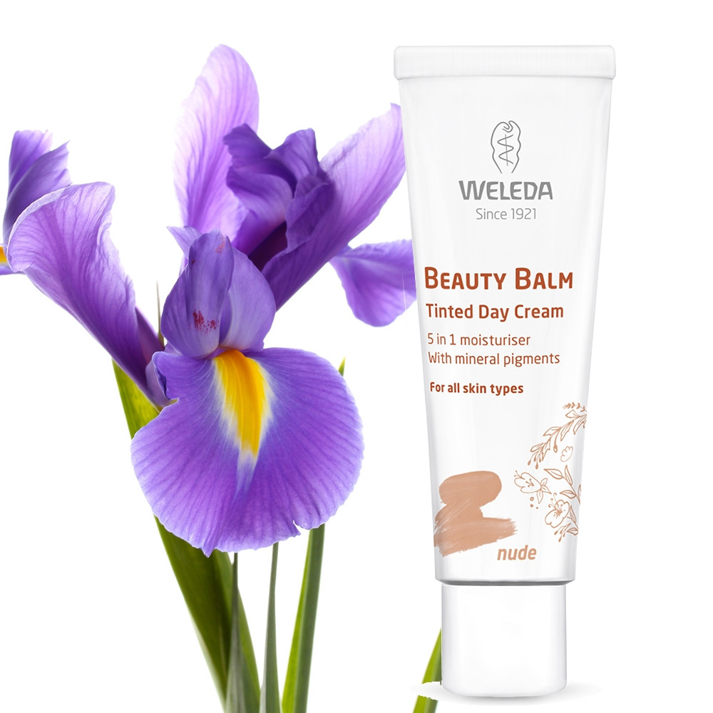 Weleda Beauty Balm Tinted Day Cream Nude 30ml