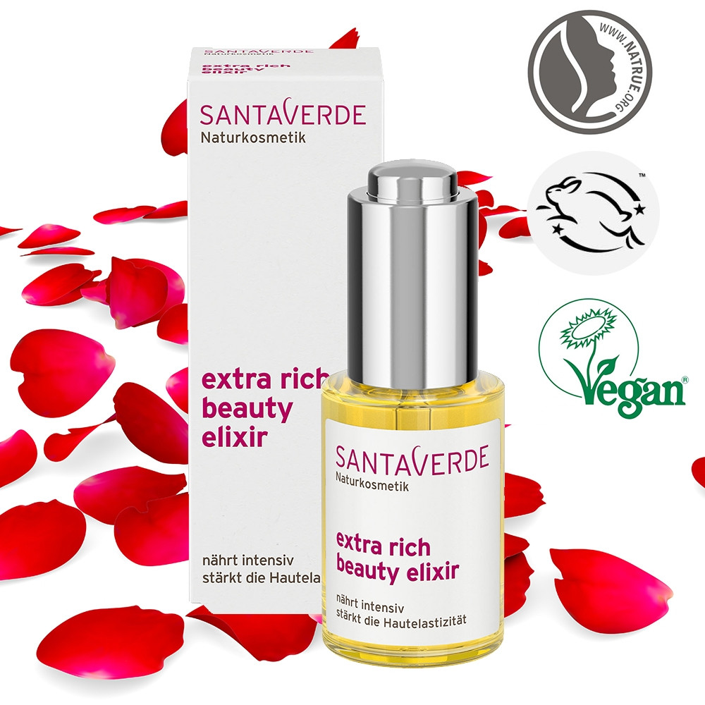 Santaverde Extra Rich Beauty Elixir 30ml