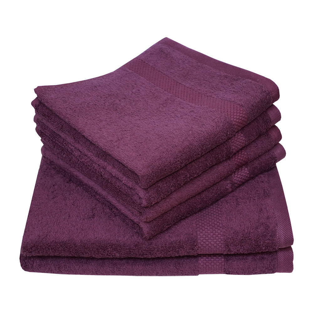 Dyckhoff Planet Towel 100% Organic Cotton - Berry