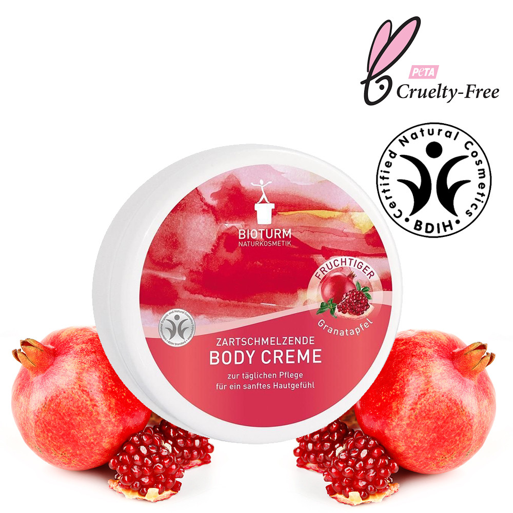 Bioturm Body Cream Pomegranate No.61 - 250ml