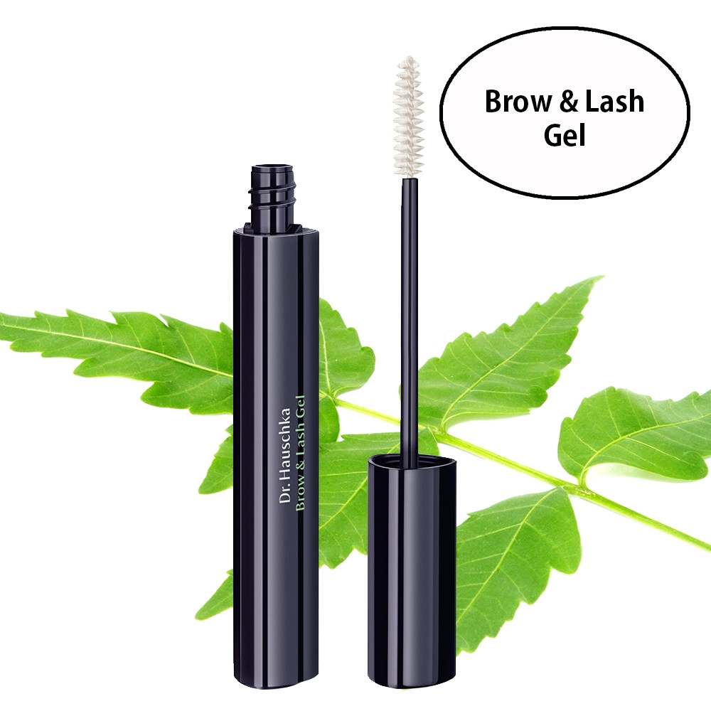 Dr Hauschka Brow and Lash Gel 00 Translucent 6ml