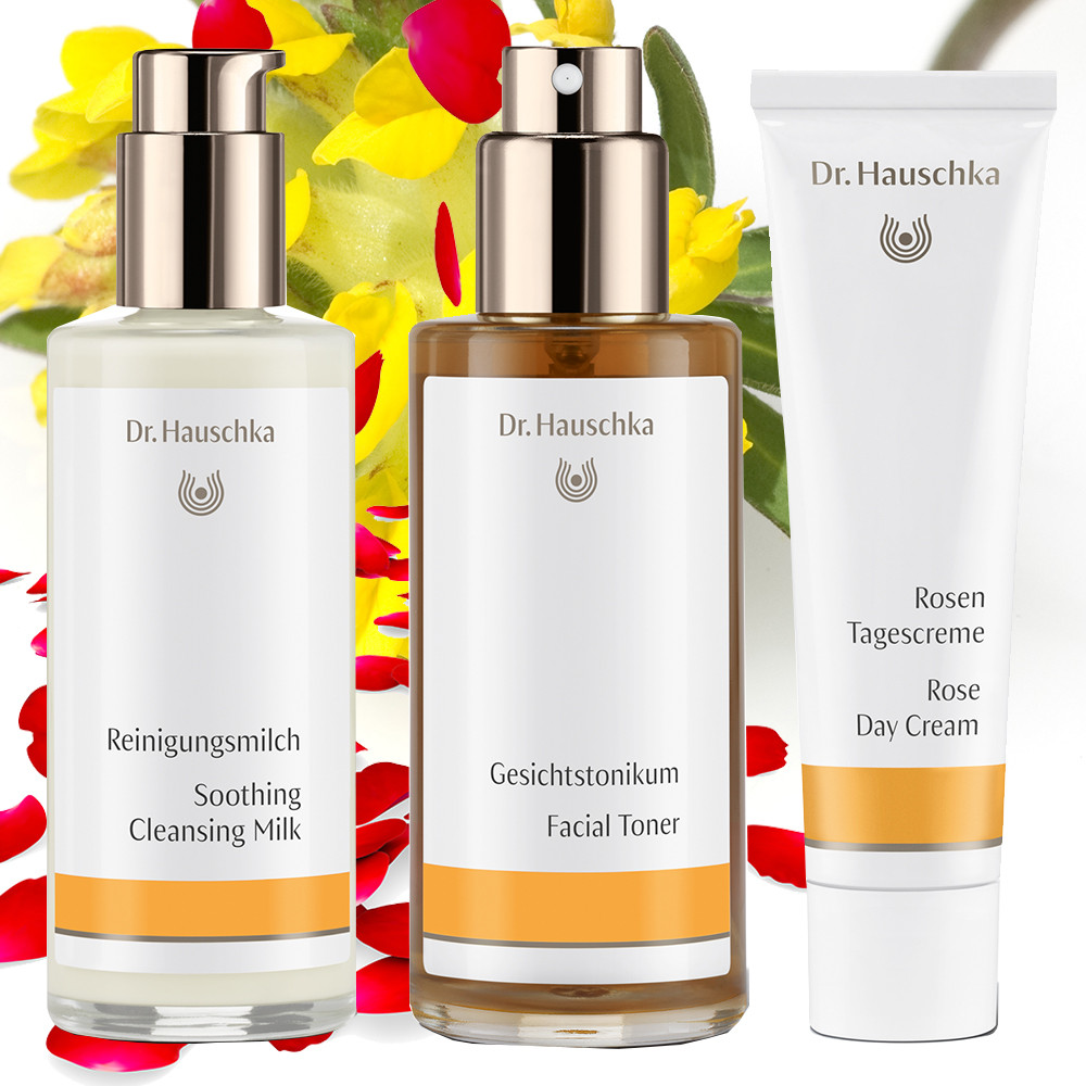 Dr Hauschka Bundle Sensitive Skin