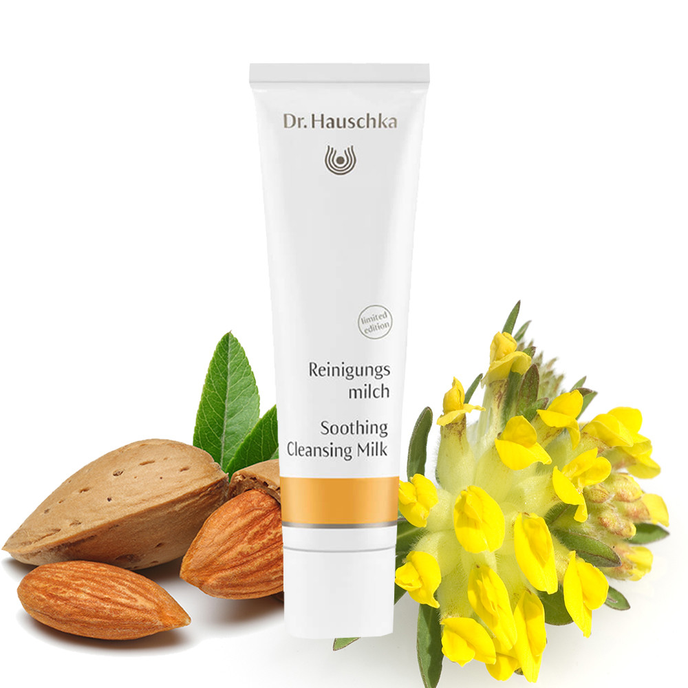 Dr Hauschka Soothing Cleansing Milk 30ml - TRAVELSIZE