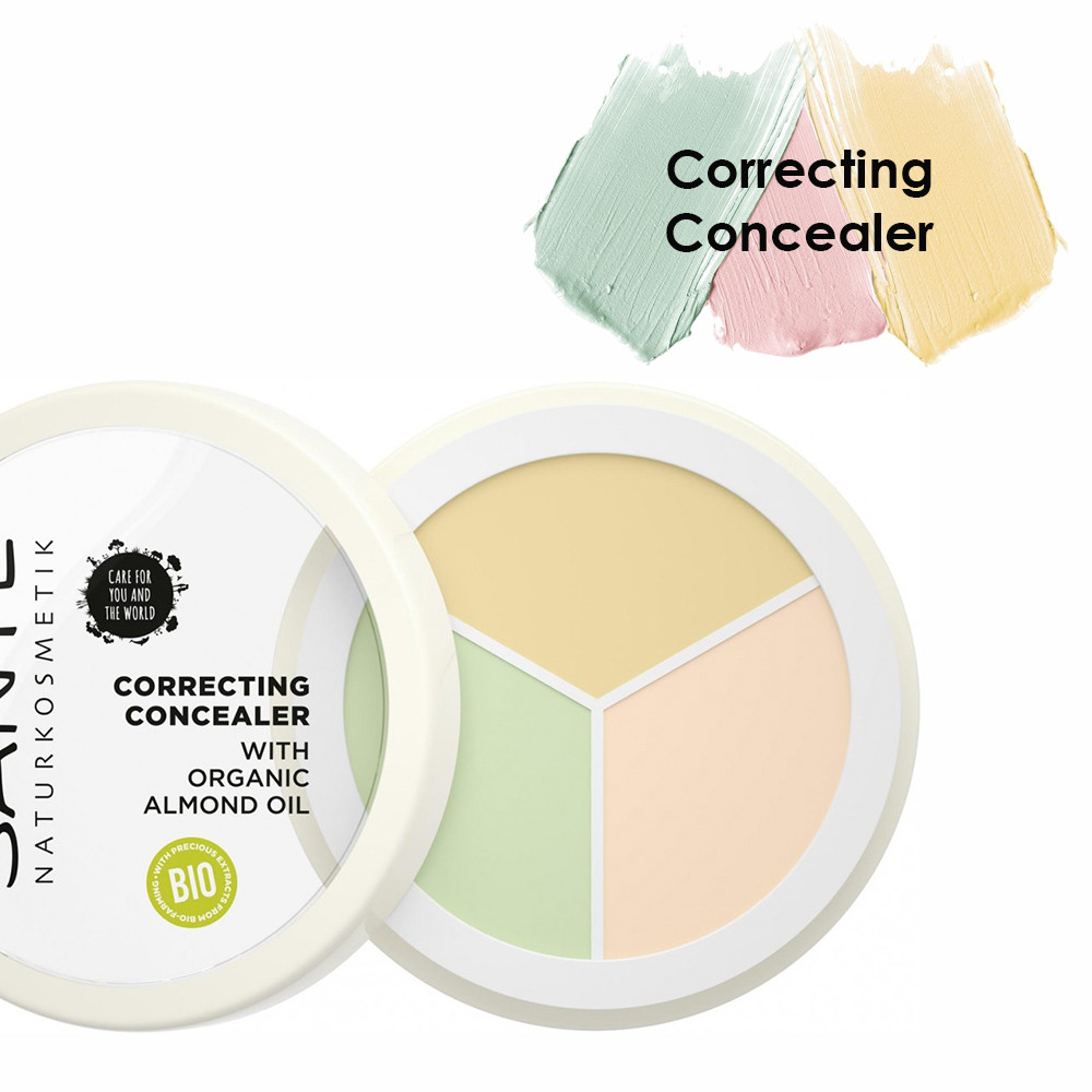 Sante Correcting Concealer Cream Powder 6g