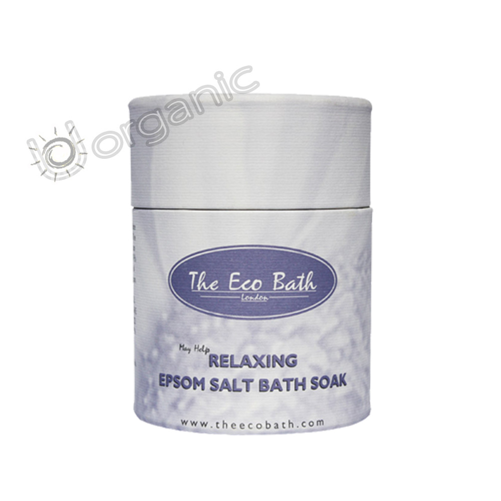 The Eco Bath Relaxing Epsom Salt Bath Soak 250g