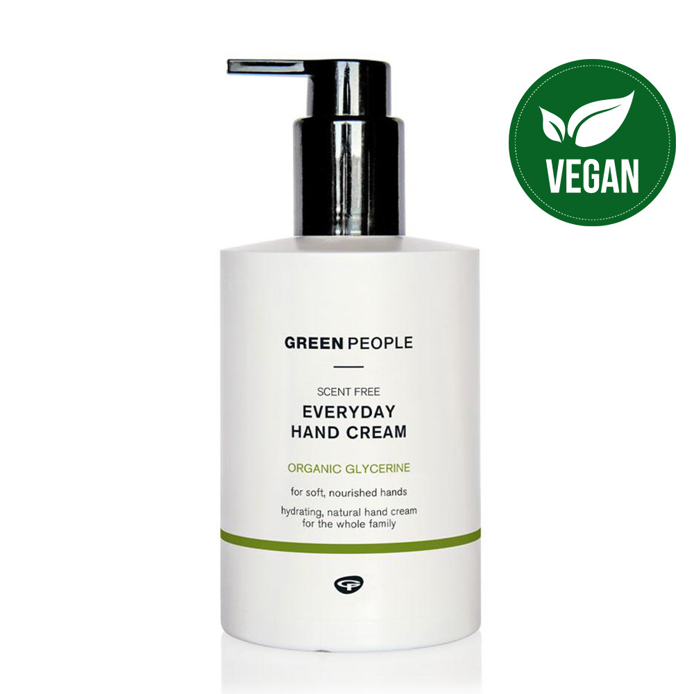 Green People Scent Free Everyday Hand Cream 300ml