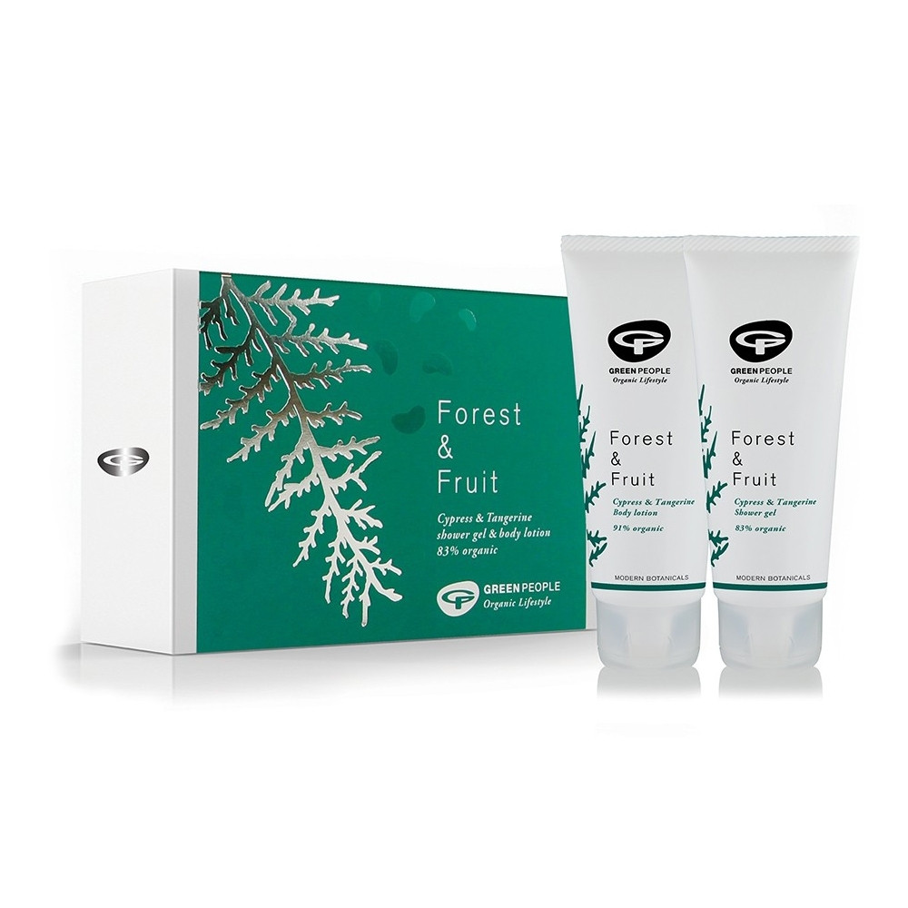Green People Forest & Fruit - Body Collection