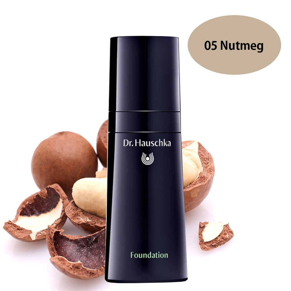 Dr Hauschka Foundation 05 Nutmeg 30ml