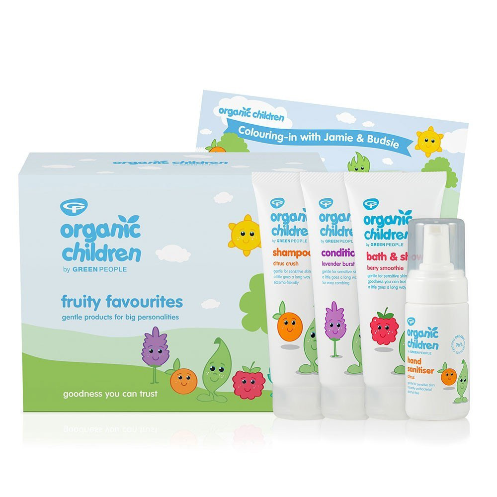 Green People Organic Children - Fruity Favourites