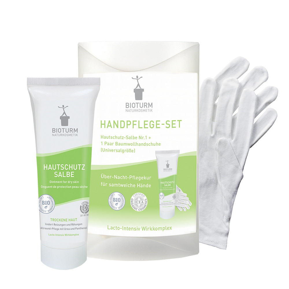 Bioturm Hand Care Kit With Gloves
