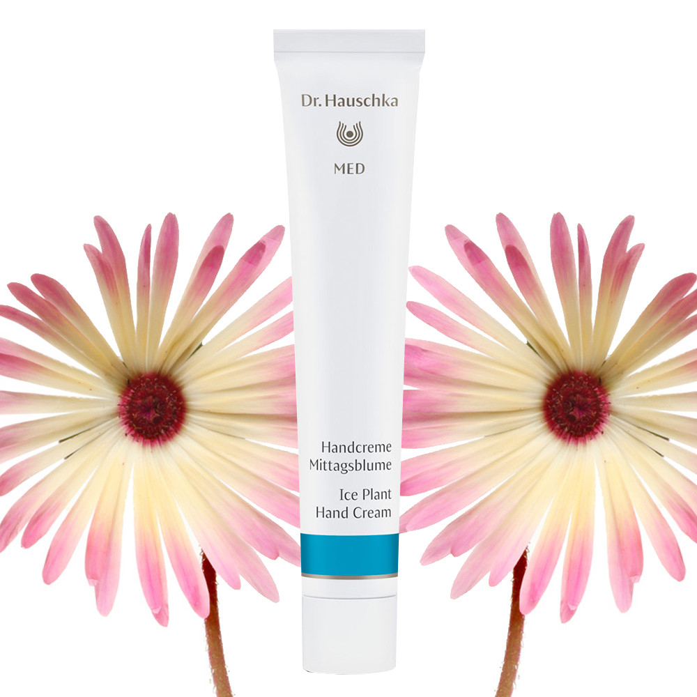 Dr Hauschka Ice Plant Hand Cream 50ml (perfect for dermatitis)