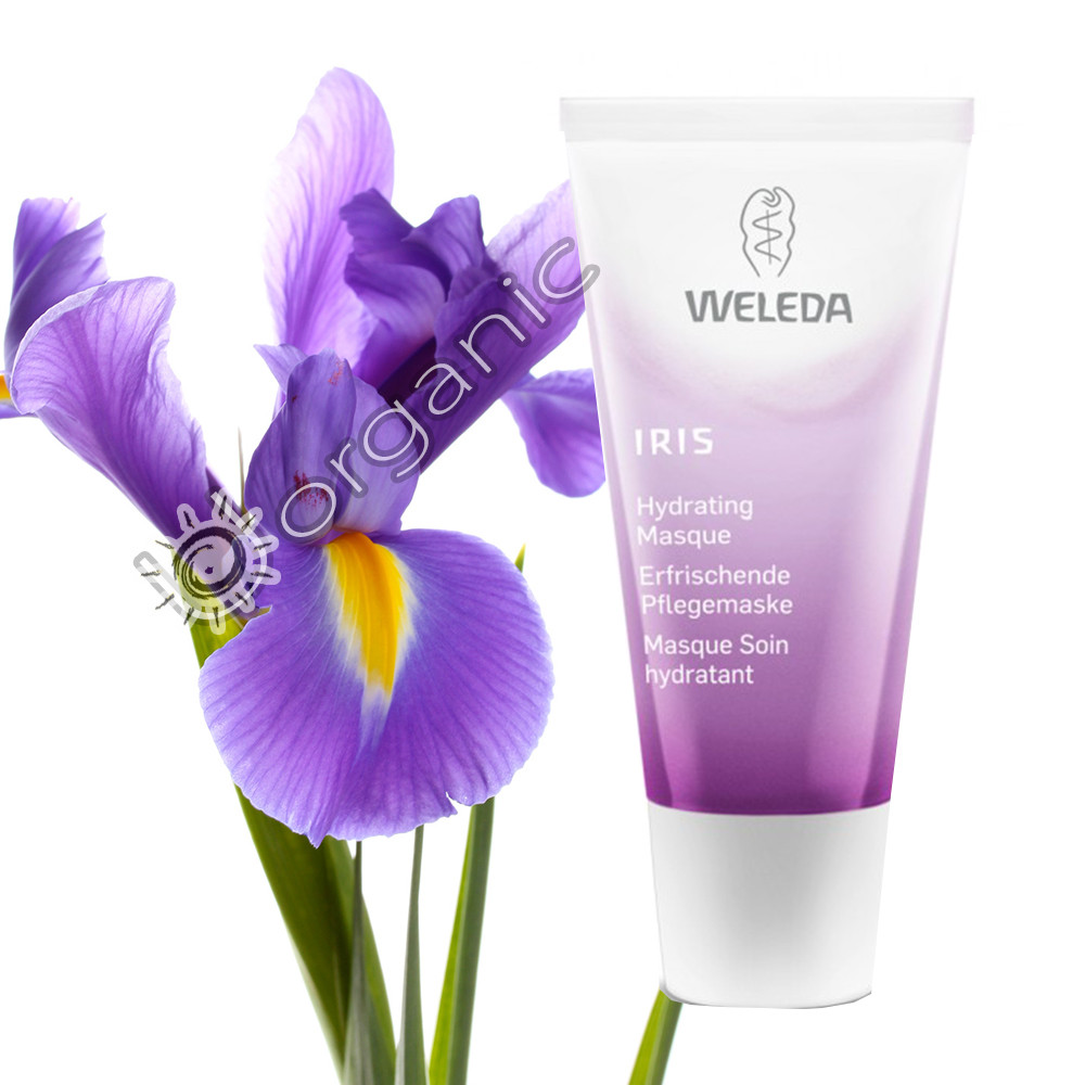 Weleda Iris Hydrating Masque 30ml