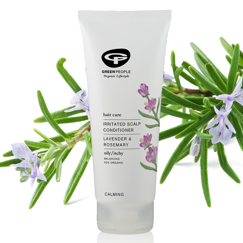 Green People Irritated Scalp Conditioner for Oily Hair & Itchy Scalp 200ml
