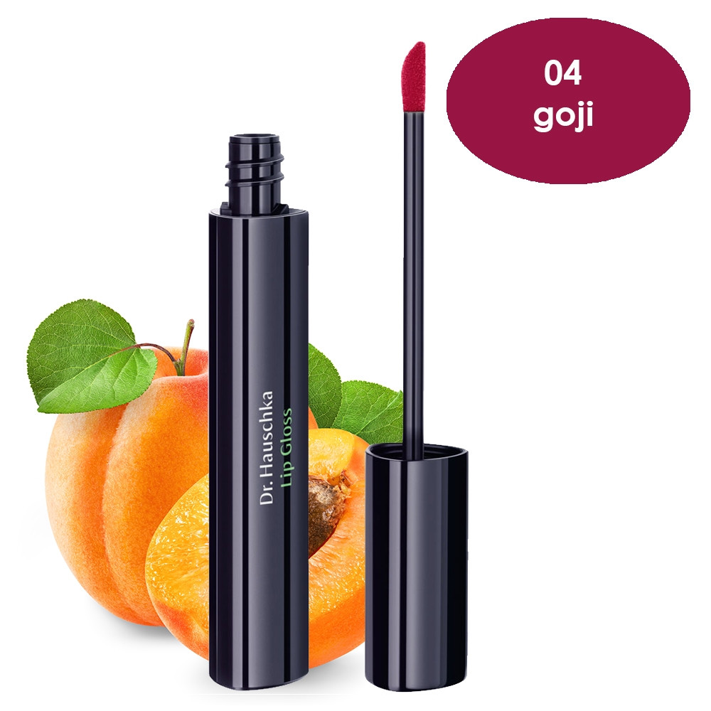 Dr Hauschka Lip Gloss 04 Goji 4.5ml
