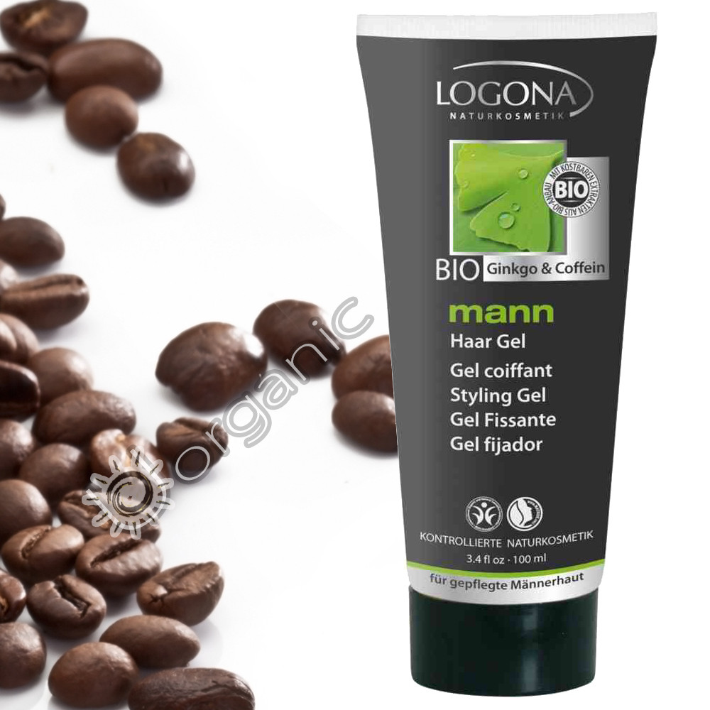Logona Mann Hair Styling Gel 100ml