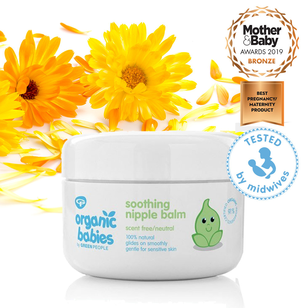 Green People Soothing Nipple Balm 50ml