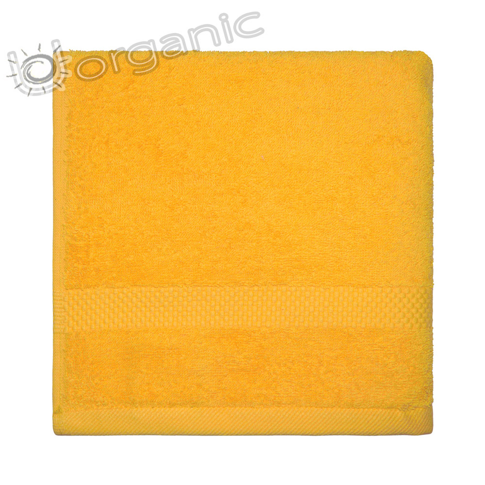 Dyckhoff Planet Towel 100% Organic Cotton - Yellow