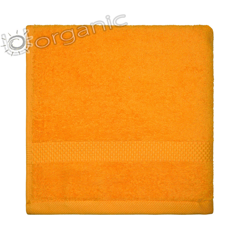 Dyckhoff Planet Towel 100% Organic Cotton Single Bale 1 - Mango