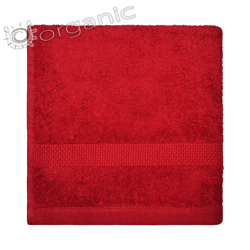 Dyckhoff Planet Towel 100% Organic Cotton - Red