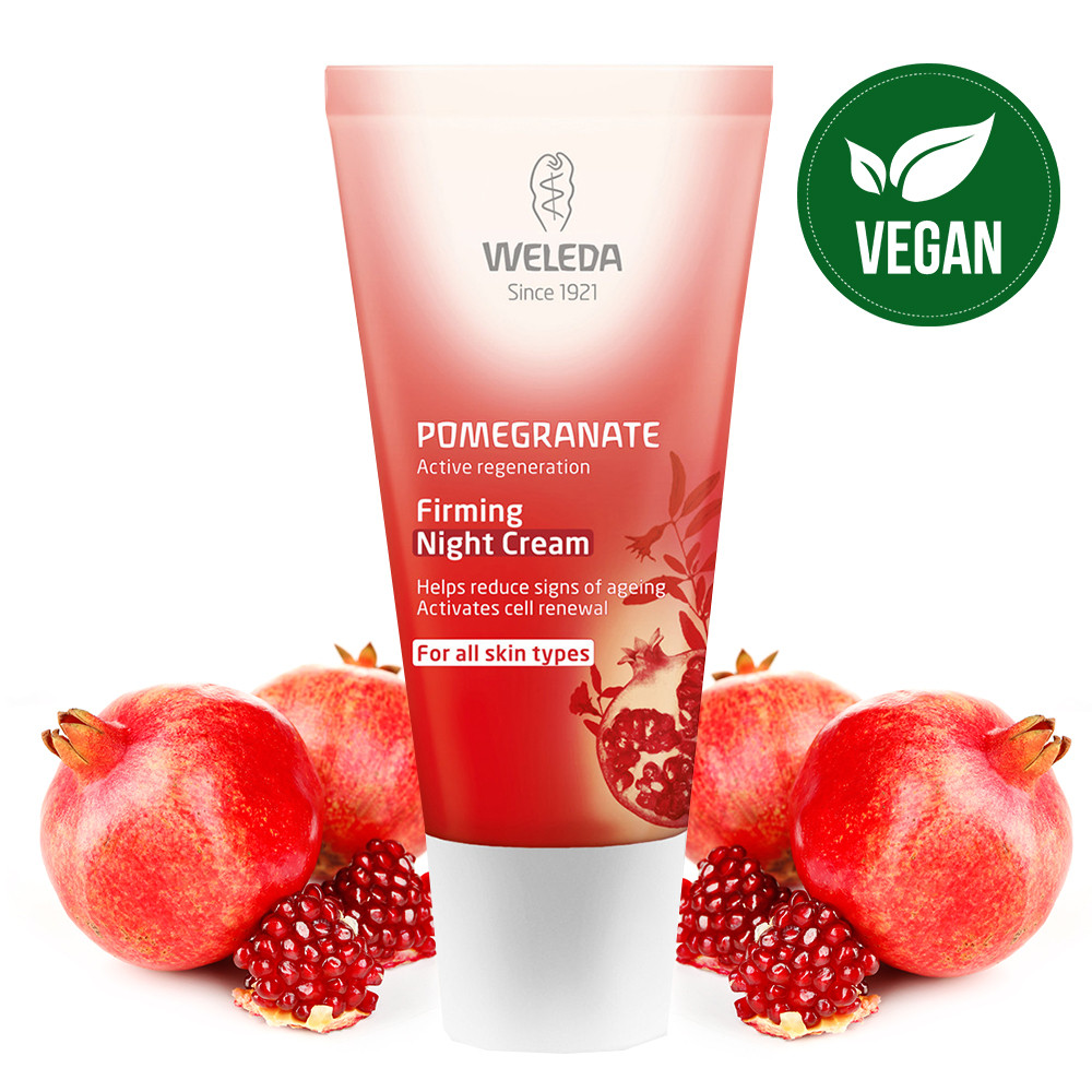 Weleda Pomegranate Firming Night Cream 30ml - 10/2021