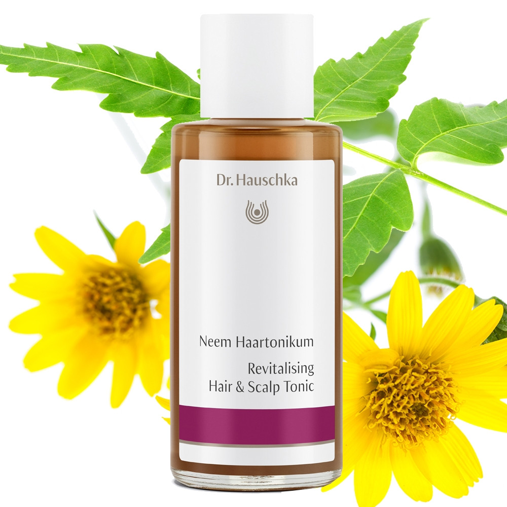Dr Hauschka (Neem) Revitalising Hair and Scalp Tonic 100ml