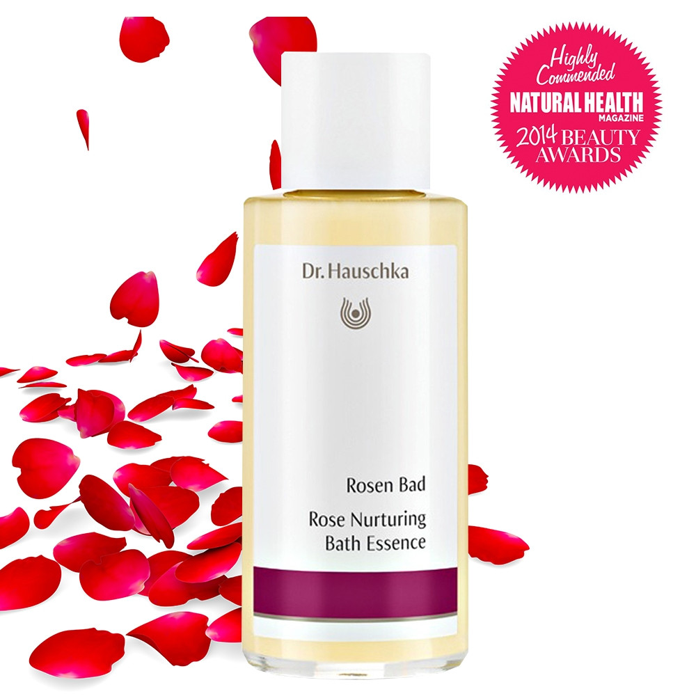 Dr Hauschka Rose Nurturing Bath Essence 100ml