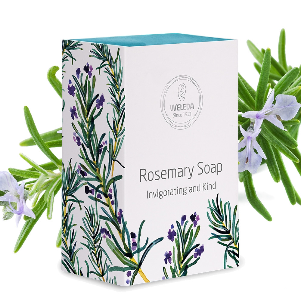 Weleda Rosemary Gift Soap 100g