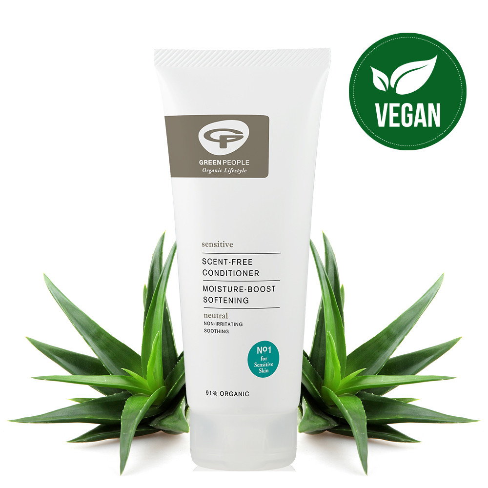 Green People Scent Free Conditioner 200ml