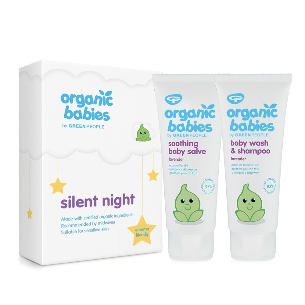Green People Organic Babies Silent Night Gift