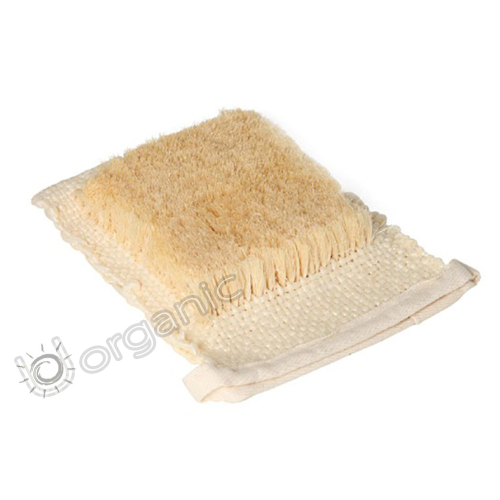 The Eco Bath Natural Sisal Massage Pad