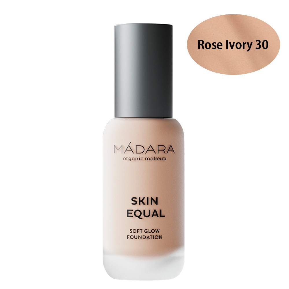 Madara Skin Equal Foundation Rose Ivory 30ml