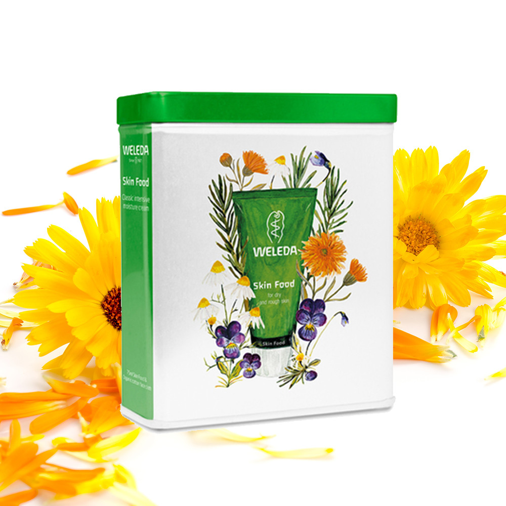 Weleda Skin Food Saviour Gift Tin