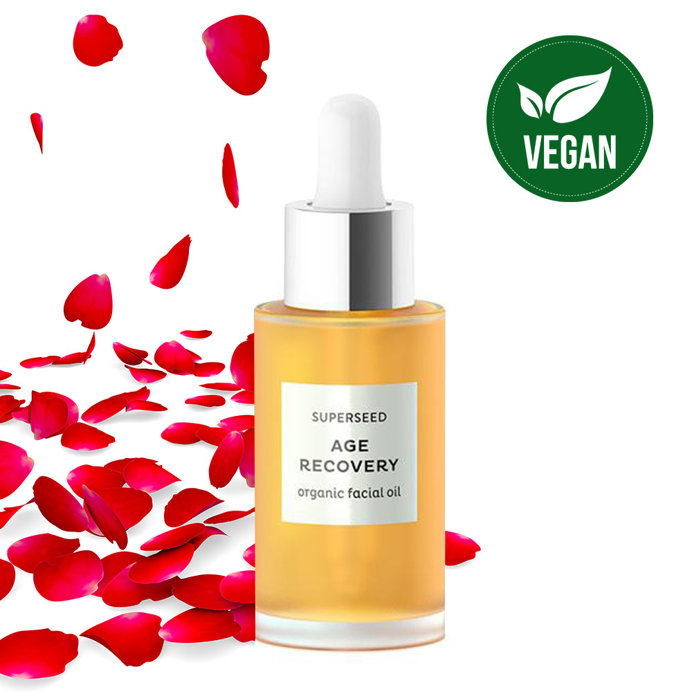 Madara Superseed Age Recovery Facial Oil 30ml