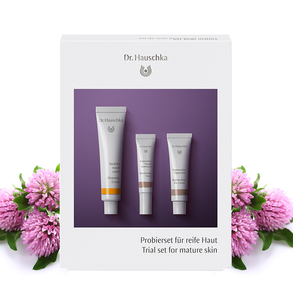 Dr Hauschka Trial Set for Mature Skin