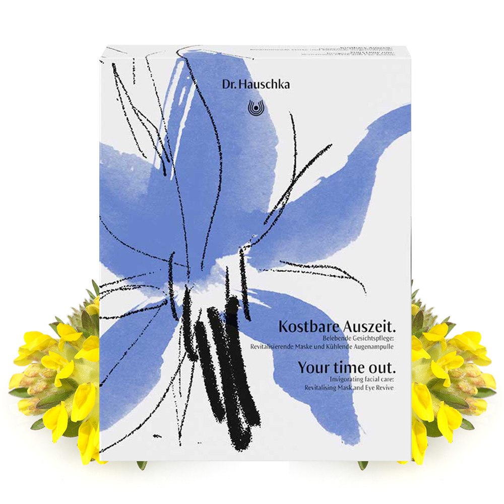 Dr Hauschka Your Time Out Gift Set