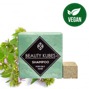 Beauty Kubes Shampoo for Oily Hair - 27 Kubes - 07/2020