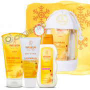 Weleda Calendula Baby Top to Toe Collection