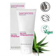 Santaverde Aloe Vera Cleansing Milk 100ml