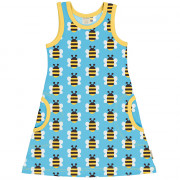 Maxomorra Humble Bumblebee Dress
