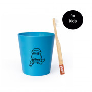 Hydrophil Toothbrush Mug for Kids - Plastic Free