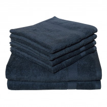Dyckhoff Planet Towel 100% Organic Cotton - Anthracite Grey