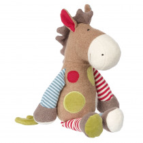Sigikid Cuddly Horse Soft Toy, Organic Cotton