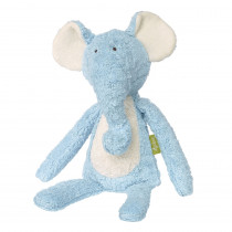 Sigikid Cuddly Elephant, Organic Cotton